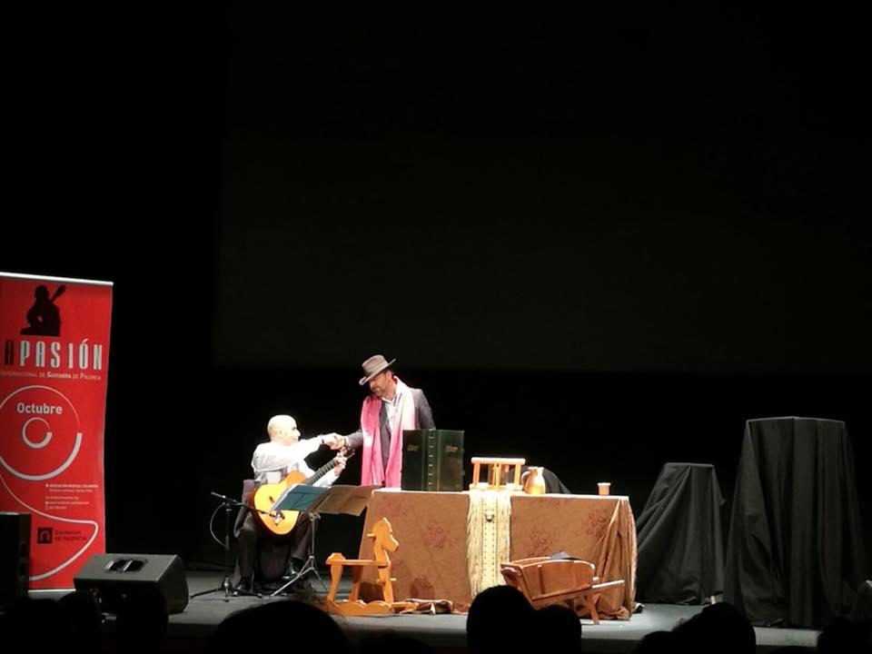 """""""Platero y yo"""" llega al municipio terracampino de Fuentes de Nava"""