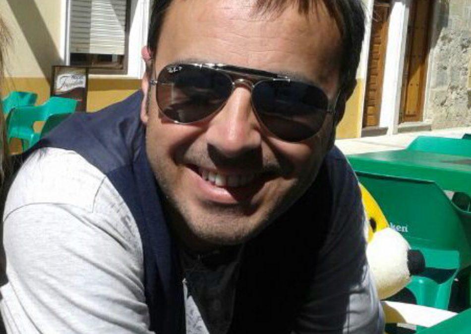 Julio César Izquierdo, mantenedor de la Fiesta del Cangrejo en Herrera