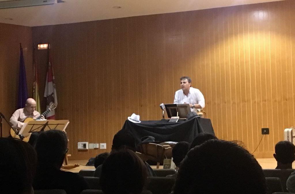 Julio César Izquierdo y Carles Pons presentan su nuevo montaje: «Estampas castellanas»